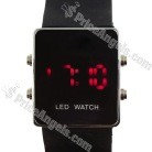 Red Light Led Wrist Watch Tutorial comprando eletrônicos direto da china na Dealextreme, Focalprice, Buyincoins, TinyDeal, Solonomi e Pandawill cupons de desconto das lojas